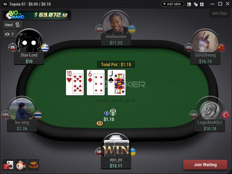 Tại sao vị trí ngồi trong poker lại cực kỳ quan trọng?